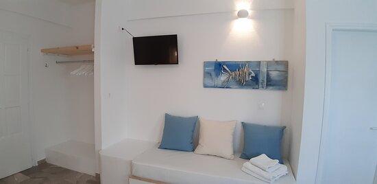 Naousa, Greece: Superior room A7