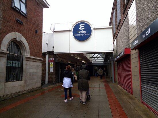 Eccles Shopping Centre