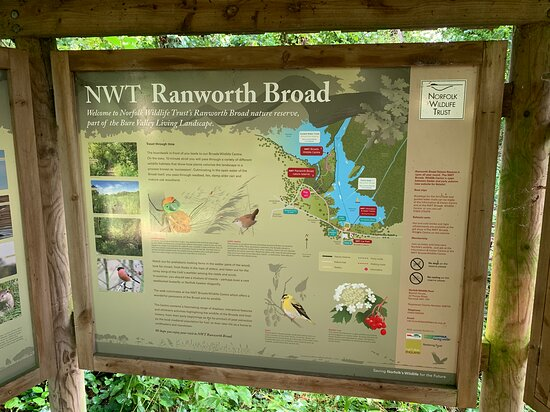 Norfolk Wildlife Trust - Broadland Conservation Centre