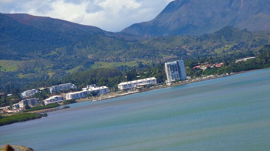 Noumea, Nueva Caledonia: ⚆💧⚇ 🐟  LA CONCEPTION BAY   🐟  Nouméa Coastline  - New Caledonia  ⚆💧⚇