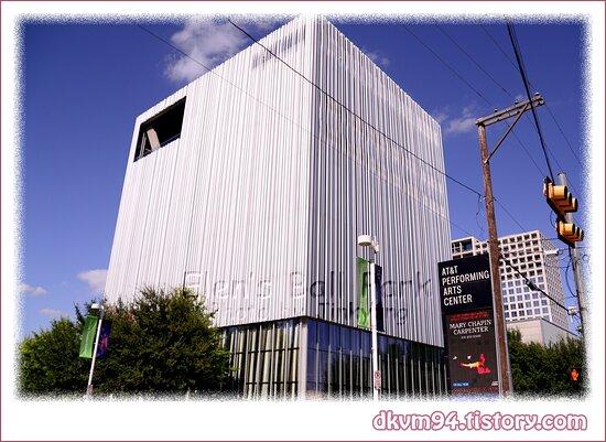 Dallas, TX: AT&T Art Center