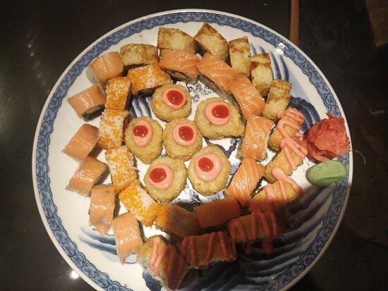 Super Japanese cuisine