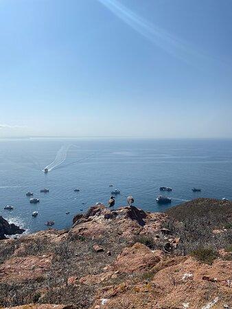 Isla de Berlengas - ¡Una joya atlántica!: Ilha das Berlengas