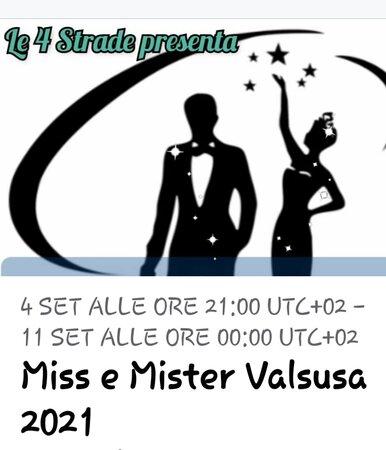 Elezione Miss e Mister Valsusa 4/9 e 11/9