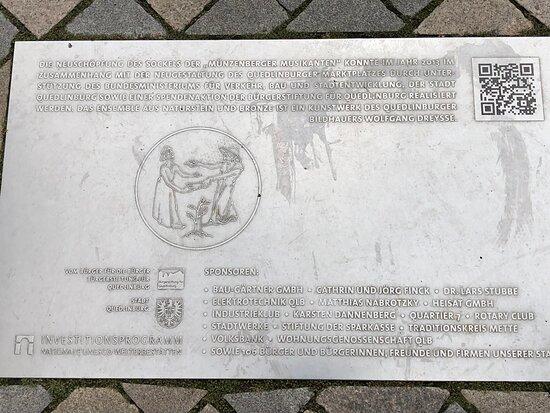 Münzenberger Musikantenbrunnen