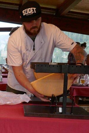 diner raclette