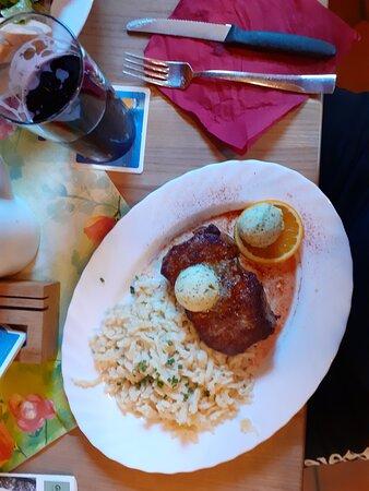 Sehr leckeres Essen, Zur Joggelhütte