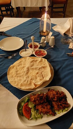 Courtyard Inn in Kyrenia is the best Indian restaurant on the whole island. The prices are really reasonable and the service is amazing. Highly recommended.