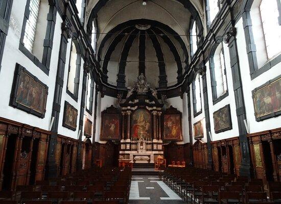Mechelen, Church Onze-Lieve-Vrouw van Leliendaal