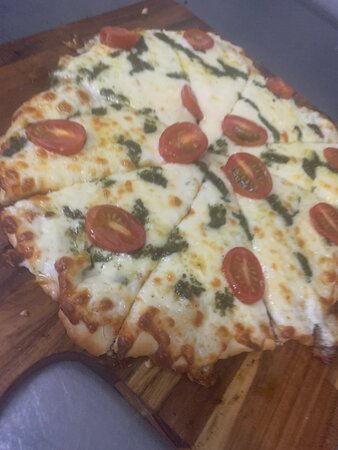 Campinas: Pizza rústica