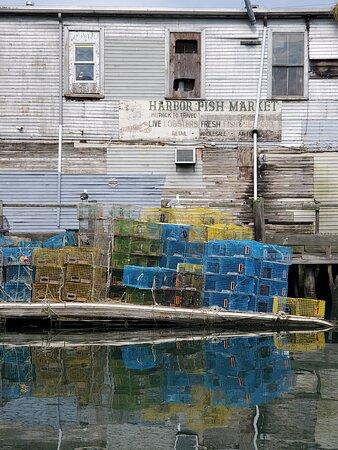 פורטלנד, מיין: Lobster traps