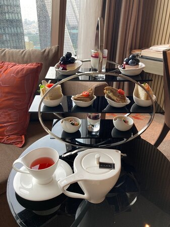 Club Afternoon Tea