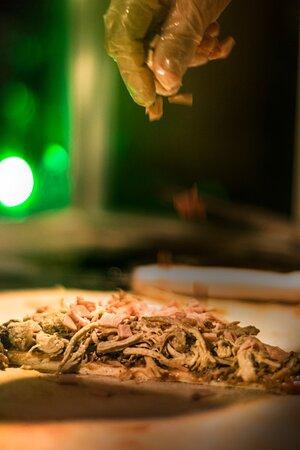 Caicedonia, Colombia: Hermoso restaurante ambientado en la cultura norteamericana, perfecto para compartir con amigos y familia, la mejor música y comida rápida.
