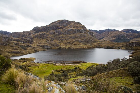 Cuenca best tour option in 3 days from Cuenca: Highest lake on Cajas.