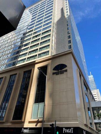 文華東方酒店staycation