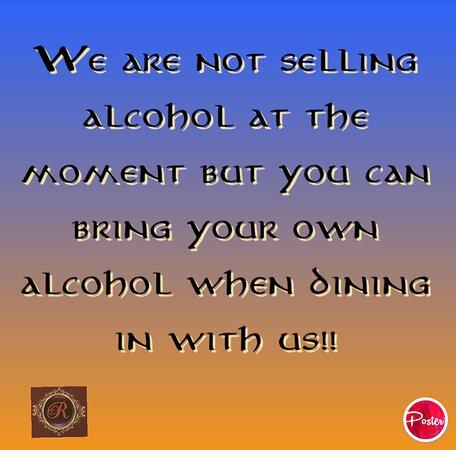 Bring The Booz And We Got Foods - Rajduth Tandoori, Caterham Resmi - Tripadvisor