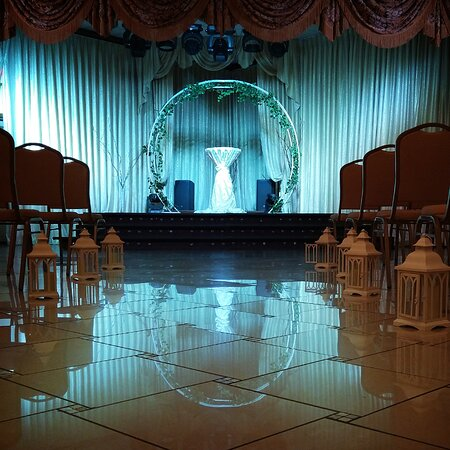 The Vegas Event Center is perfect for weddings, and receptions large or small. Bar and menu options!
