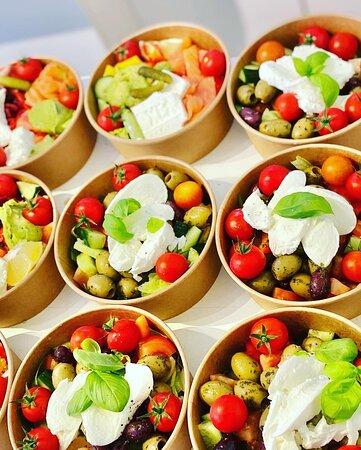 Salad Bar 21