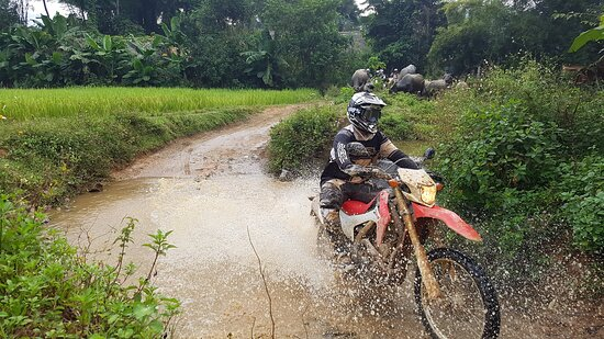 Dirtbike tour Vietnam