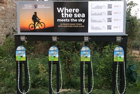 4 Days Guided E-Bike Tour in Ascoli Piceno