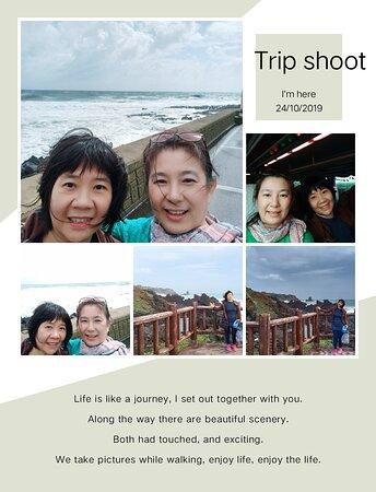 Trip to South Korea Jeju island around August 2019 before COVID19 crisis