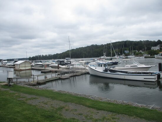 Montague, Canada : Quiet Marina