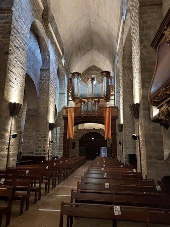 Organo de la capilla