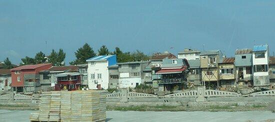 Bandar-e Anzali, İran: Einfamilienhäuser