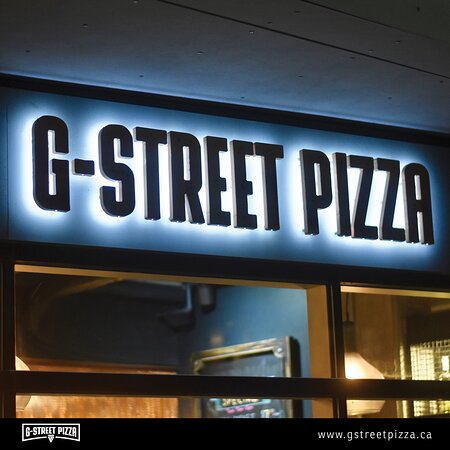 G-Street Pizza