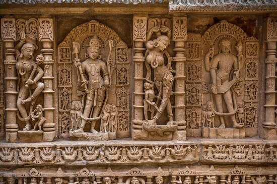 Historical Sights, Regal Cities & WS of Gujarat - Extension Tour from...