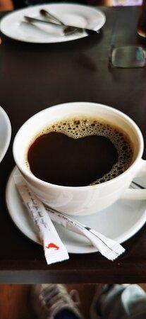 Кофе заказывать здесь не стоит...