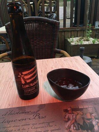 Montreuil-sur-Mer, Frankrig: Very good cider