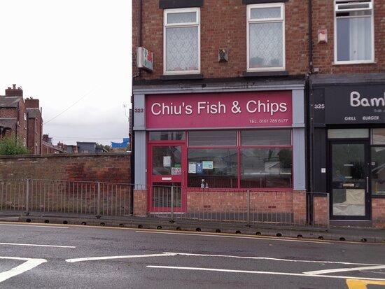 Chiu's Fish & Chips, Eccles