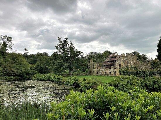 6.  Scotney Castle Garden, Scotney Castle, Lamberhurst, Kent