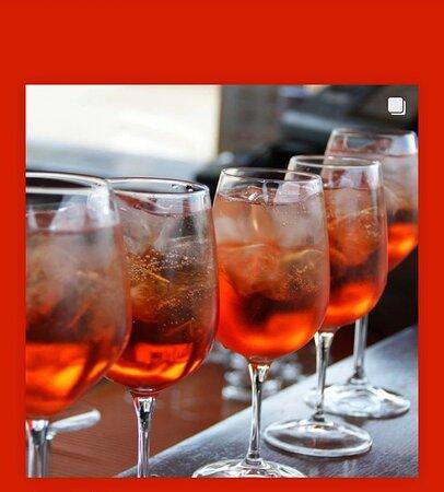 ...aperitivi, cocktails