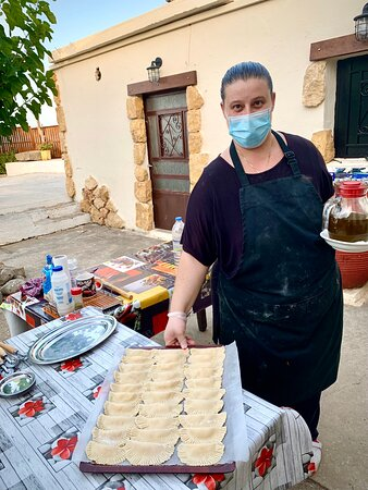 Ảnh về The Real Cretan Cooking Experience