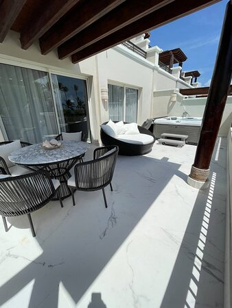 Our Master Suite Patio