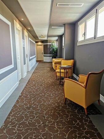 Corridoio sesto piano