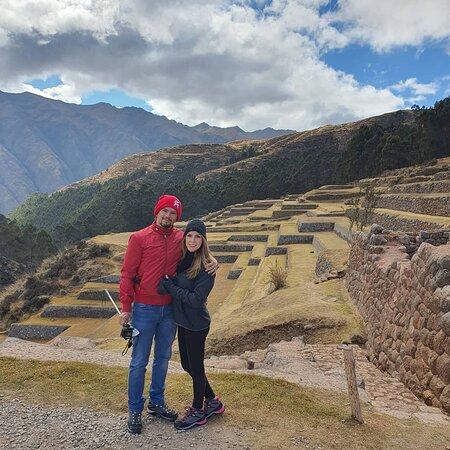 Sacred Valley Chinchero Inca town, Moray terraces & Ollantaytambo Full Day: Pueblo Inca de Chincheros