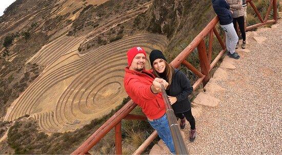 Sacred Valley Chinchero Inca town, Moray terraces & Ollantaytambo Full Day: Moray