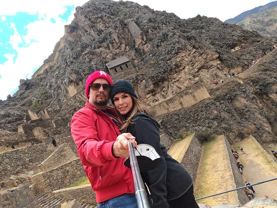Sacred Valley Chinchero Inca town, Moray terraces & Ollantaytambo Full Day: Ollantaytambo
