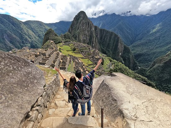 Machu Picchu Private Guided Tour from Aguas Calientes: Sensación indescriptible.