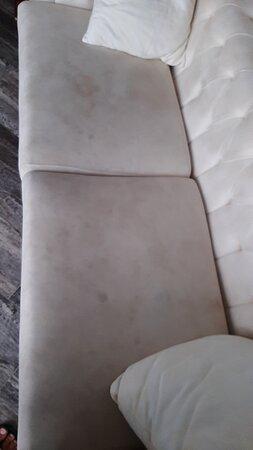 Salon koltukları ve klima