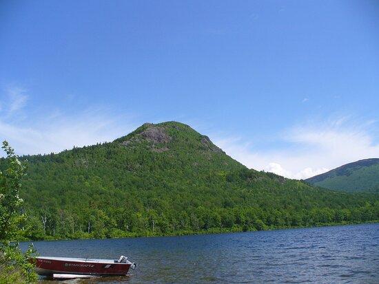 Millinocket, ME : Baxter State Park lake!