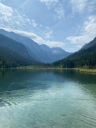 Sehr schöner kleiner See