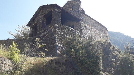 Iglesia de San Romà de les Bons