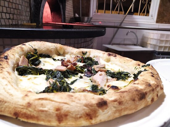 Ristorante Pizzeria La Piazzetta Food