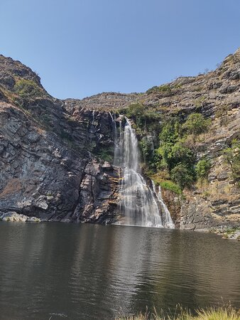 Cachoeira da Capivara serra do cipó