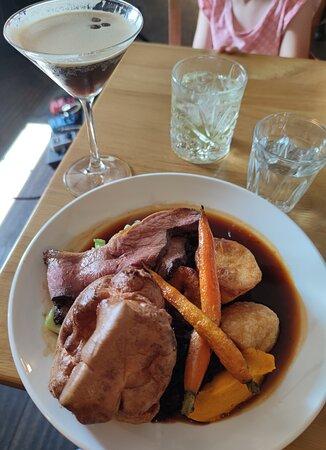 Rosudgeon, UK: Sunday Roast