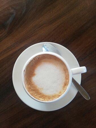 Qué rico café hacen!